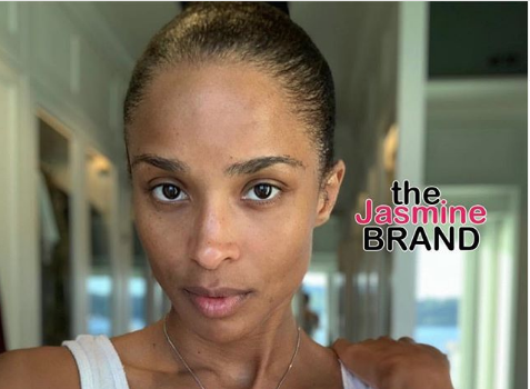 Ciara Goes Natural – No Makeup, No Extensions, The Real Me! [Photos]