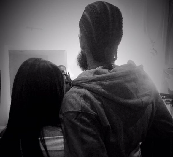 Lauren London Shares New Photo Of Her And Nipsey Hussle