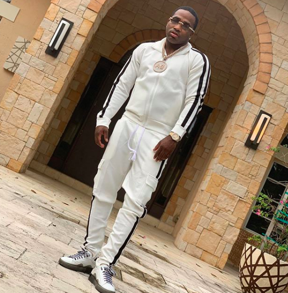 Adrien Broner Is In Jail After Flashing Money On IG While Owing $800K From Previous Lawsuit