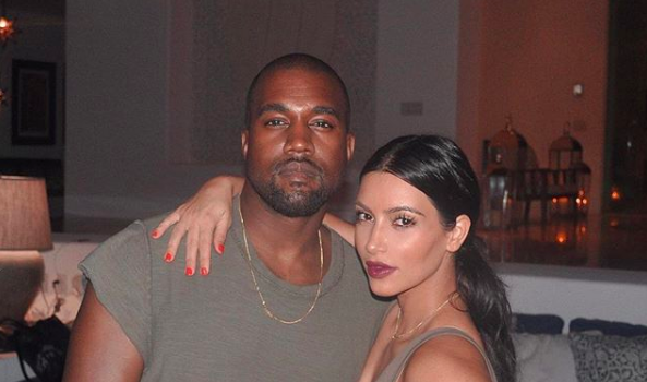 Kim Kardashian & Kanye West Enjoy Dinner Date In The Dominican Republic  [PHOTOS]
