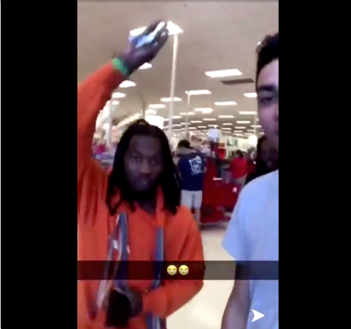 Offset Smacks Fan's Phone After Being Caught Taking Footage Of Him Inside Store [VIDEO]