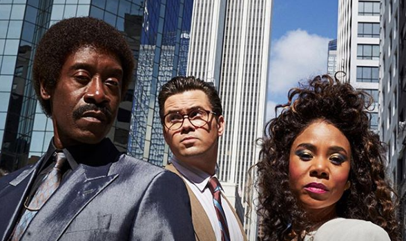 """Black Monday"" Starring Don Cheadle, Regina Hall & Andrew Rannells Renewed For 2nd Season"
