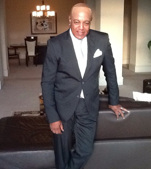 R&B Singer Peabo Bryson Hospitalized After Suffering Heart Attack, Rep Releases Statement