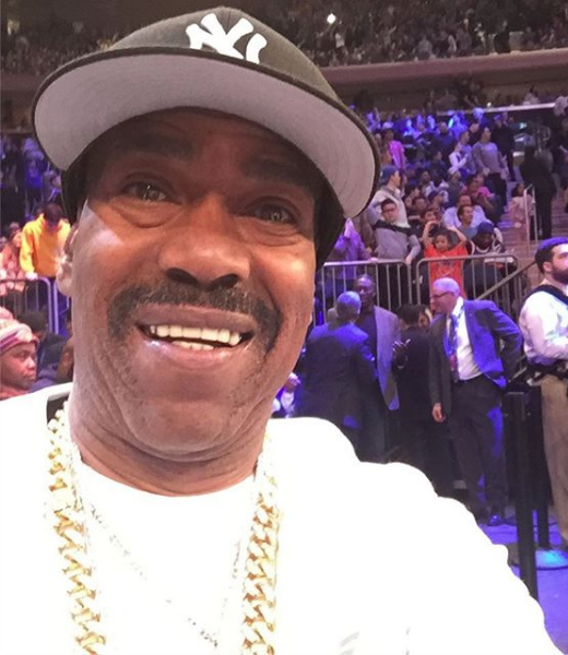 Kurtis Blow Hospitalized, Asks Fans For Prayers As He Undergoes Procedure