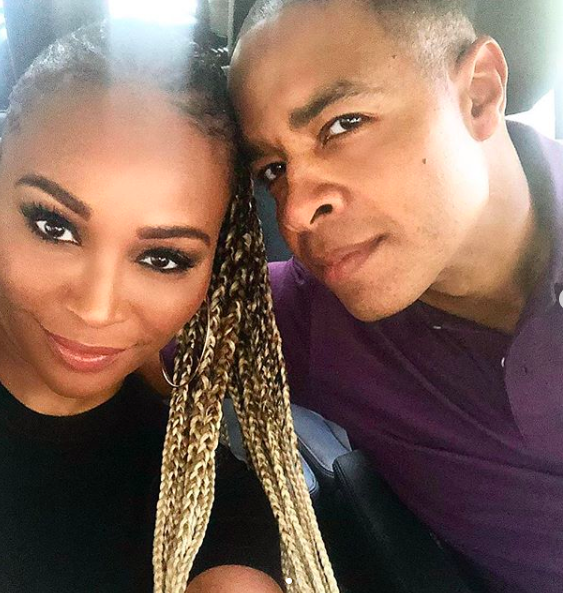 RHOA's Cynthia Bailey & Fiancé Mike Hill Are Going To Pre-Marital Counseling [VIDEO]