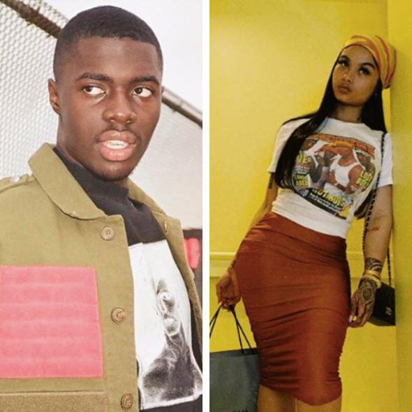 Are Sheck Wes & India Love Dating? [Photos]