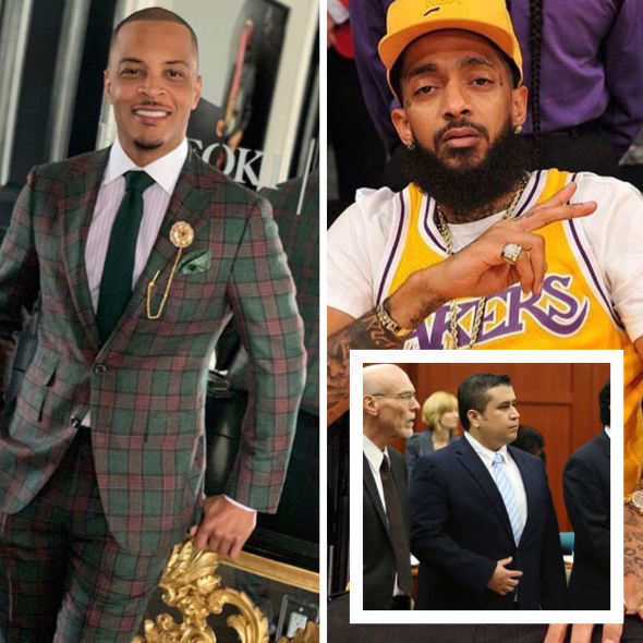 T.I. Questions The Streets Code – Y'all Killed Nipsey & Let Zimmeran Live?!