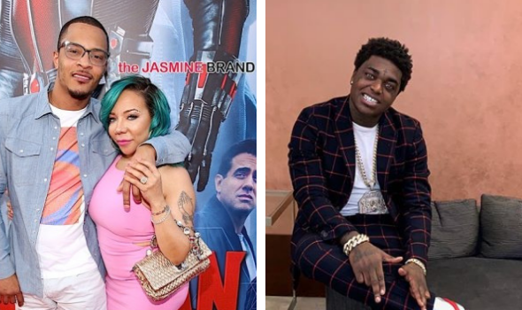 Kodak Black Calls T.I.'s Sons F*gg*ts & Insults Tiny's Appearance After Hearing Diss Track [VIDEO]