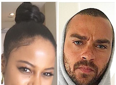 Jesse Williams & Actress Taylour Paige Seemingly Confirm Their Relationship W/ This Social Media Post