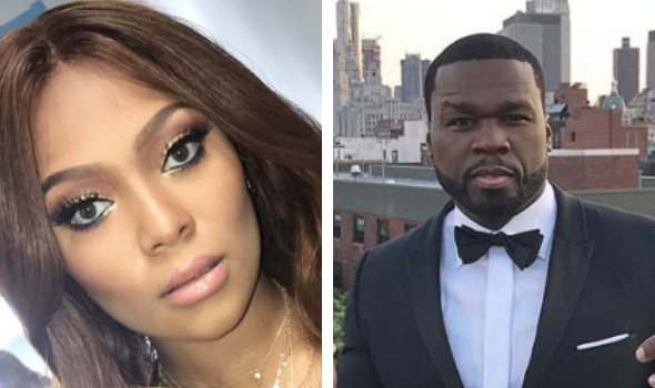 50 Cent Responds To Teairra Mari's DWI Guilty Plea: She Looks Like The Old Drunk Lady From Up The Block