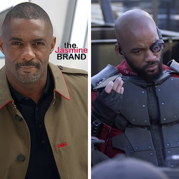 Idris Elba Will Not Replace Will Smith In 'Suicide Squad' Sequel, Set To Play Brand New Character