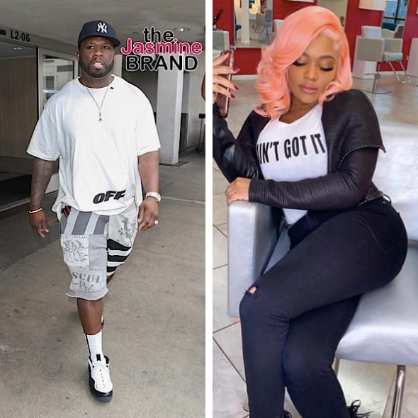 50 Cent Snags Trademark For Teairra Mari's 'I Ain't Got It', Threatens To Sue Her For Even More Money