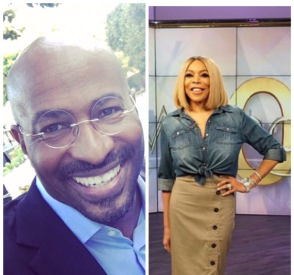 Van Jones Calls Wendy Williams Out For Questioning Him About His Divorce