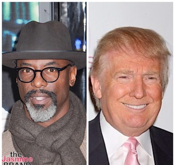 Isaiah Washington Slams Obama, Praises Trump For Prison Reform: I Will Work W/ Anyone As Long As They Get Things Done