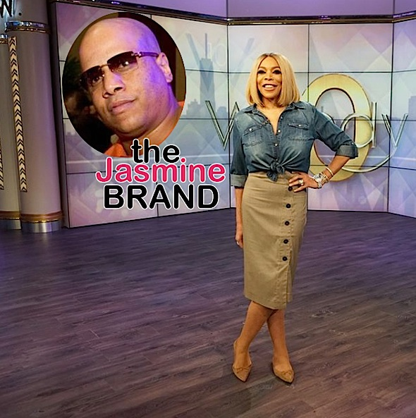 Wendy Williams Hires Extra Security Until Kevin Hunter Is Off 'Wendy' Set