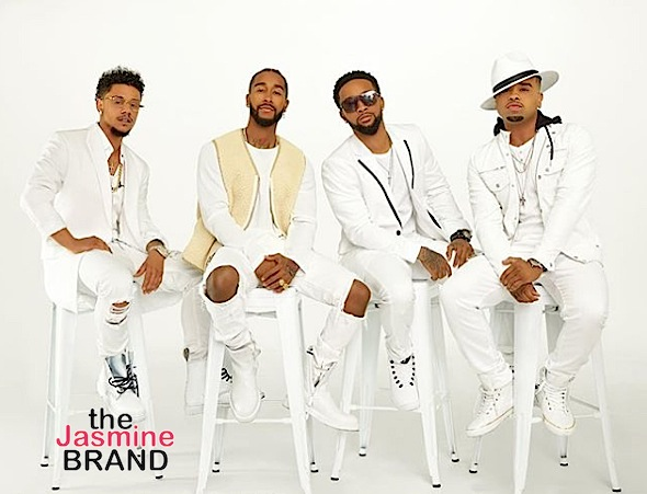 B2K Announces Raz B Is Taking A Break From The Millennium Tour