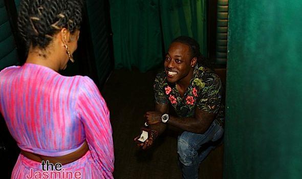 Ace Hood Proposes To Longterm Girlfriend Shelah Marie [Photos]