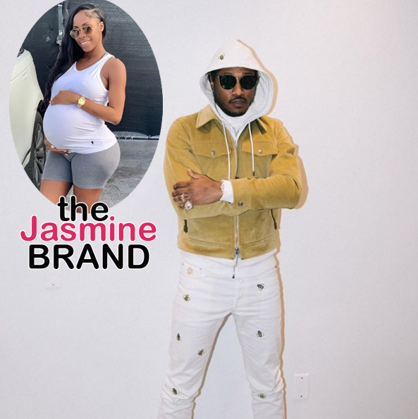 Future's Rumored 6th Baby Mama Eliza Reign Shows Off Newborn Daughter