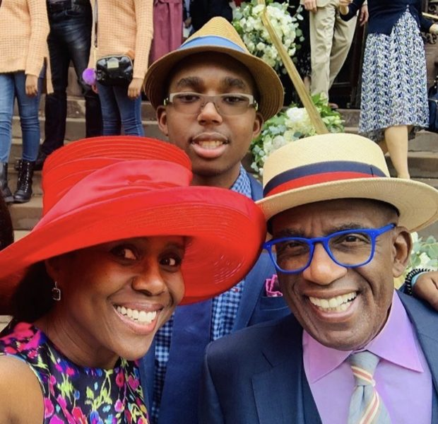 Al Roker Opens Up About Raising Son W/ Special Needs
