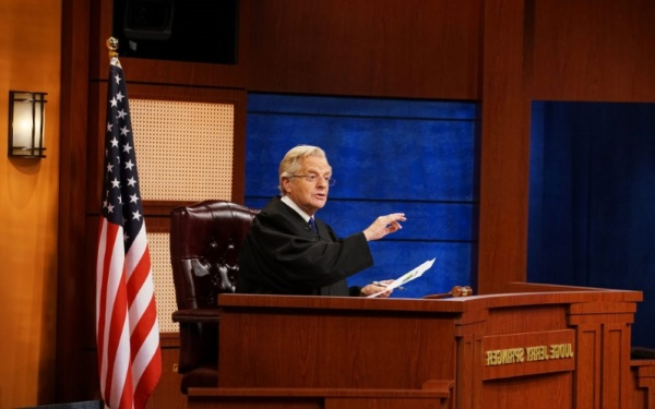 "Jerry Springer's ""Judge Jerry"" Show To Debut This Fall"