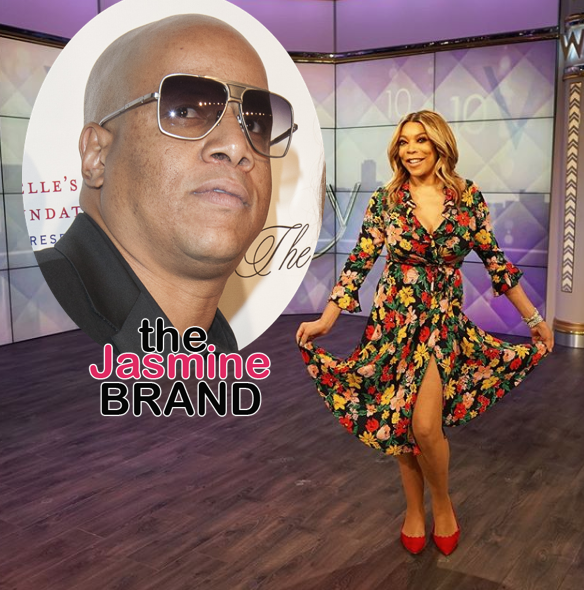 Wendy Williams Show Says Kevin Hunter Is 'No Longer An Executive Producer'