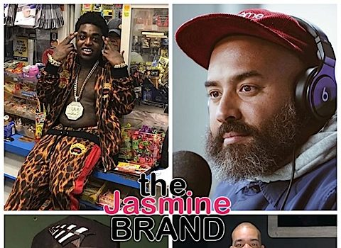 Ebro, Charlamagne Tha God & DJ Envy Call Out The Hypocrisy In Radio Stations Banning Kodak Black's Music [VIDEO]