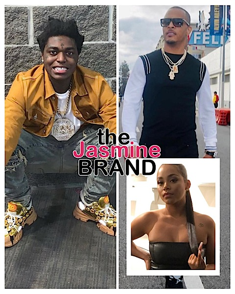 Kodak Black Calls Lauren London A Widow & Shoots His Shot, T.I. Warns Him: You Outta Pocket! [VIDEO]