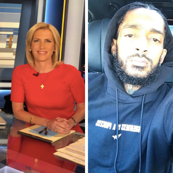 Nipsey Hussle – Fox News Host Laura Ingraham Accused of Mocking Rapper, Petition Calls For Her Termination