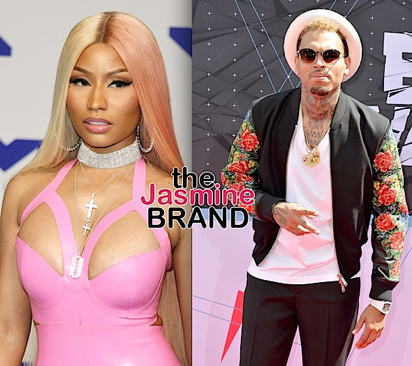 Chris Brown & Nicki Minaj Going On Tour Together