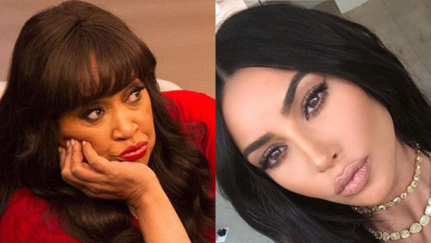 Jackee Harry Shades Kim Kardashian's Claim to Fame