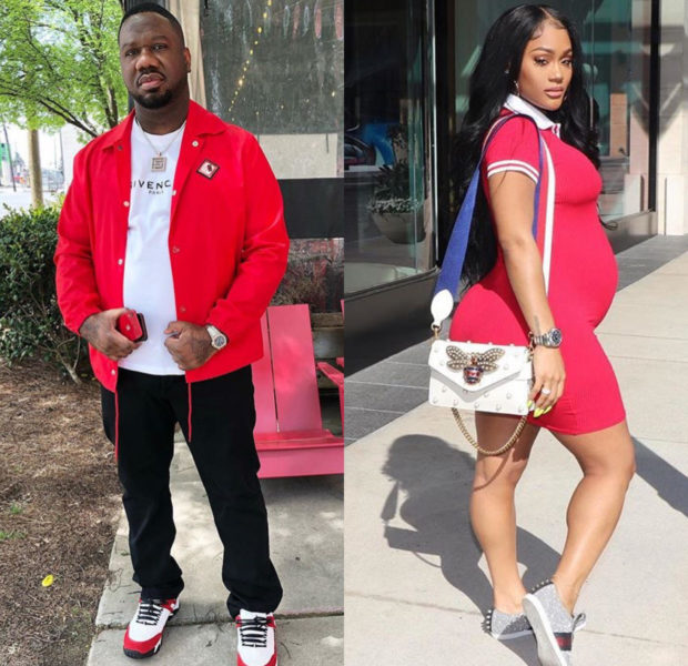 "Pierre ""Pee"" Thomas & Lira Galore Welcome Baby Girl [Photo]"