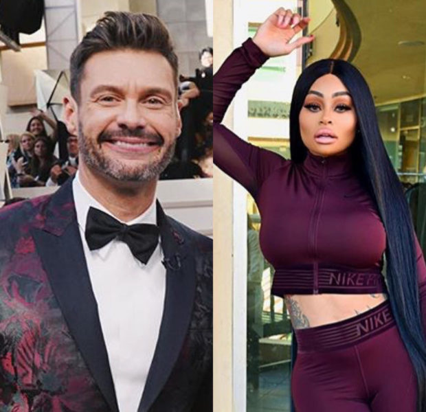 Ryan Seacrest Summoned for Deposition in Blac Chyna's Lawsuit Against Kardashians