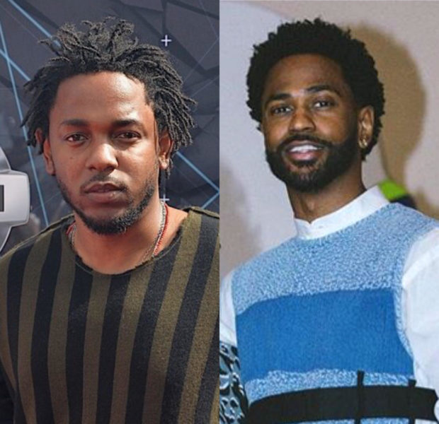 Kendrick Lamar Allegedly Takes Aim At Big Sean In Unreleased Track [AUDIO]