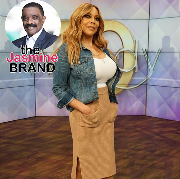 Wendy Williams Hires TV Producer Bernie Young As Manager