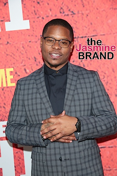 "Former ""The Chi"" Actor Jason Mitchell Arrested On Drugs & Weapons Charges"