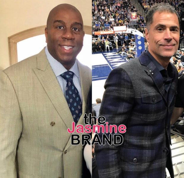 Magic Johnson Blames Lakers GM Rob Pelinka For Backstabbing Him Before Stepping Down As President