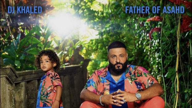DJ Khaled Unveils 'Father of Asahd' Album Cover