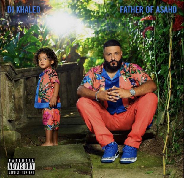 DJ Khaled Unveils 'Father of Asahd' Album Cover