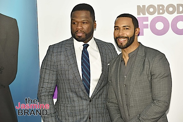 Omari Hardwick Recalls Borrowing Over $20,000 From 50 Cent: I Paid Him Back Plus Interest [VIDEO]