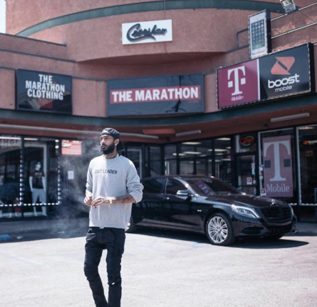 Nipsey Hussle's Marathon Clothing Releases Statement – Flagship Store Closed, Online Store Is Open: Thank You For Your Support