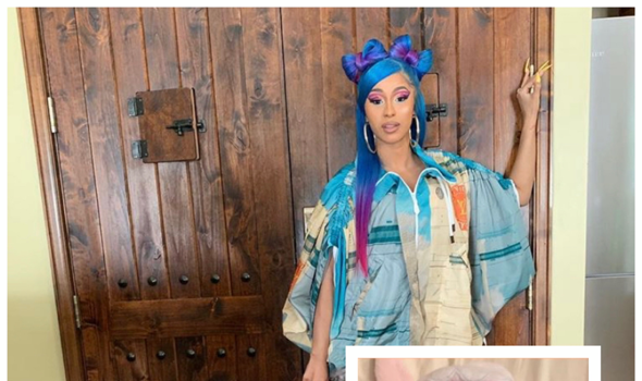 Cardi B Spends $80K On Jewelry For Daughter Kulture 'If I'm Iced Out My Daughter Gotta Be Too'
