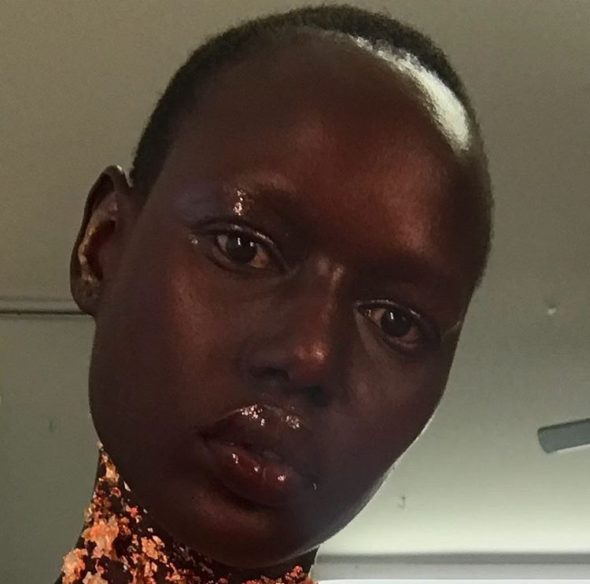 Model Ajak Deng Cries & Admits Contemplating Suicide, While Sharing The Effects Of Working In The Modeling Industry [VIDEO]