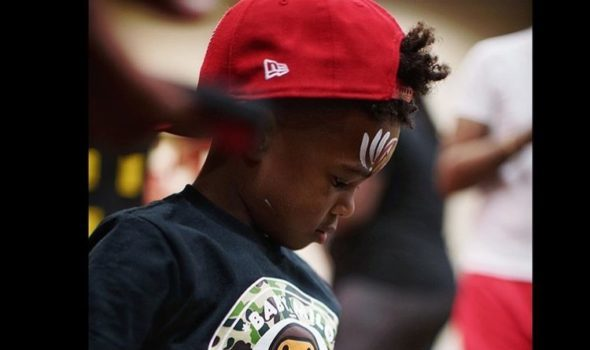 Future Gifts 5-Year-Old Son Baby Future A Rolex For B-Day + Ciara & Russell Wilson Throw Car Themed Bash