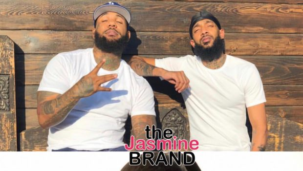 The Game Writes Poem To Lauren London About Soulmate Nipsey Hussle