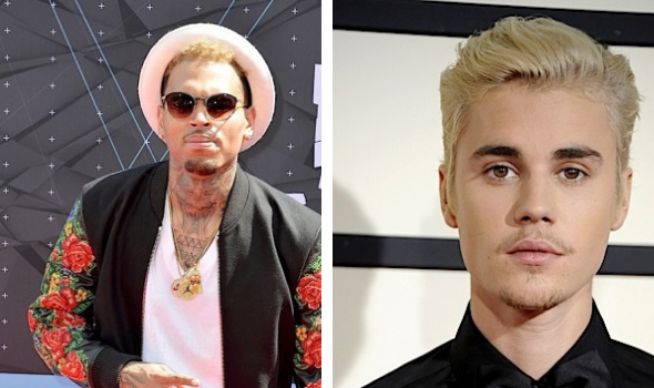 Chris Brown Is A Combination Of Michael Jackson & Tupac, According To Justin Bieber