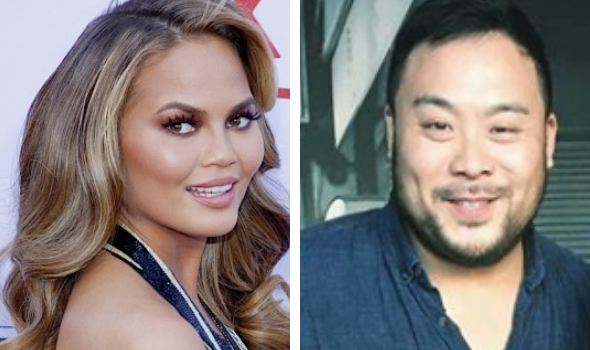 Chrissy Teigen Lands Cooking Series W/ David Chang