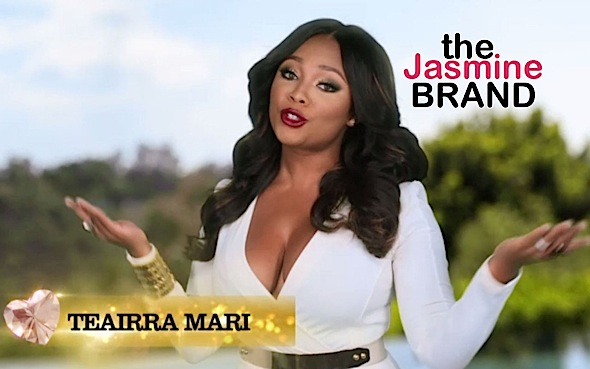 EXCLUSIVE: Teairra Mari Returning To Love & Hip Hop, Spotted Filming