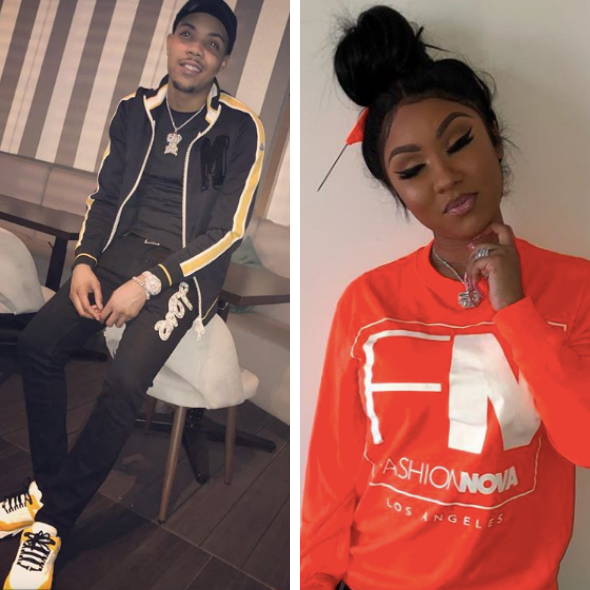 G Herbo Charged W/ Assaulting His Child's Mother Ari Fletcher, Allegedly Dragged Her By Her Hair