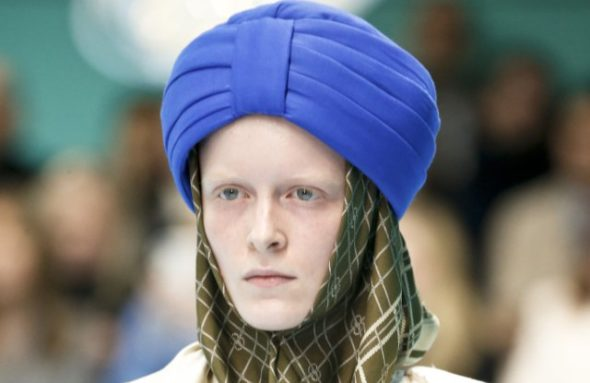 Gucci In Hot Water Again, Accused Of Cultural Appropriation For Selling $800 Turbans