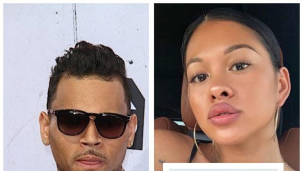 Chris Brown Shouts Out Girlfriend After Complimenting Rihanna